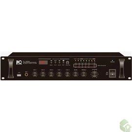 Amplificador com Fonte de Áudio 120W 5 Zonas - Saída 70V/100V 4 -16