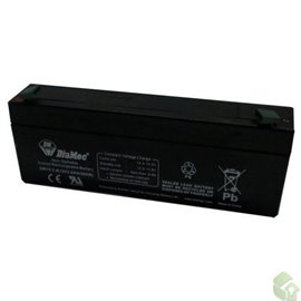 Bateria 12V 2,2Ah F1