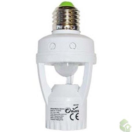 Sensor de Infravermelhos (PIR) de teto 360º max 300W (LED)