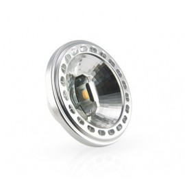 SPOT AR111 LED 15W  Sharp  12V 780Lm 25º 3000K