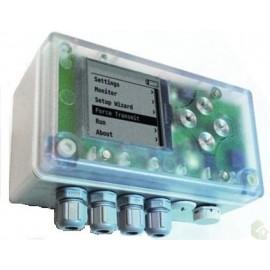 Metron 2 Sistema com monitorização e controlo GSM/GPRS