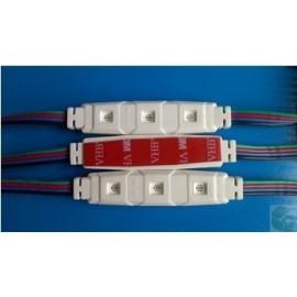 Modulo 3  LEDs 1,24W  RGB (50 módulos)