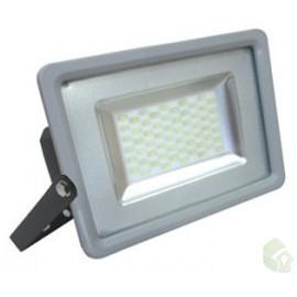 Projetor Exterior Slim LED 20 W 1600Lm