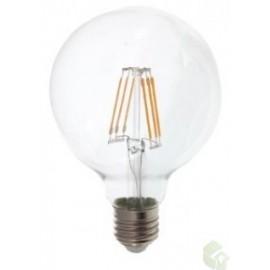 Led Filamento  E27, disponível em 2W - 4W - 6W