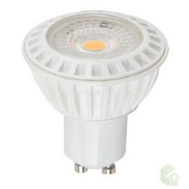 SPOT LED GU10 7W  PREMIUM Epistar COB 40º  420Lm