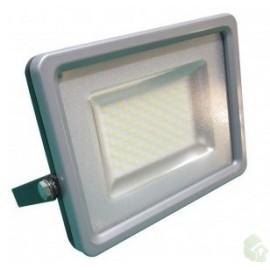 Projetor Exterior Slim LED 100 W 8000Lm