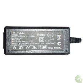 Transformador Plástico 220V-12VDC 30W 2,5A