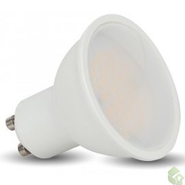 SPOT LED GU10 5W 320Lm wide L 110º